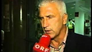 Hans Krankl im Interview bei der EM 2004