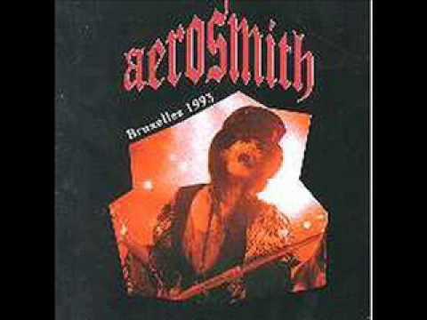 Aerosmith Last Child Live Bruxelles '93