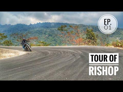 Tour to Rishop | Royal Enfield Himalayan ride | Motovlog #24