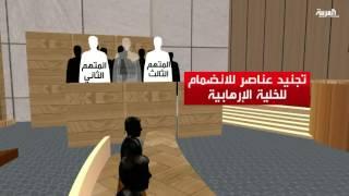 القضاء البحريني يدين 24 شخصا بالانتماء لتنظيم داعش
