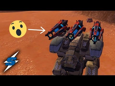 Download Youtube: CAMBIOS EN ARMAS Test Server 3.5.0 War Robots   SORILOKO