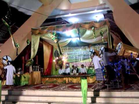 Festival Takbir dan Bedug Tanjungbalai