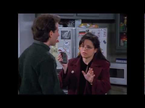 Seinfeld , The story of Cat fight