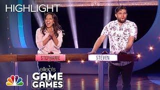 Season 2, Episode 3: Ellen's Game Leaves 'Em Hanging - Ellen's Game of Games (Episode Highlight)