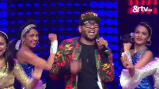 Benny Dayal Disco Deewane Liveshows Episode 28 The Voice India Kids