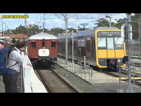 Rail Around New South Wales October 2016