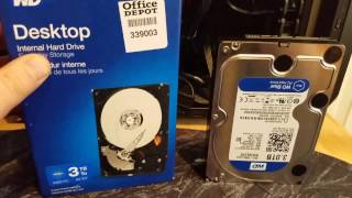How to Connect SSD or Hard drive to your PC motherboard