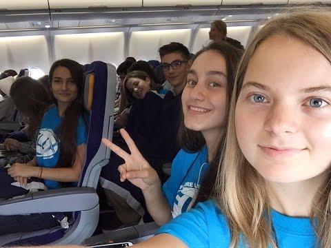 A life in a Year. Exchange Student Arizona, USA. FLEX. PAX. Moldova