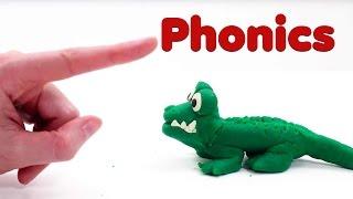 Phonics Compilation | Educational | Claymation | 30 MIN