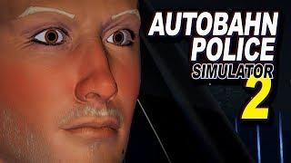 AUTOBAHN POLICE SIMULATOR 2 💩 002: STAU-Simulator