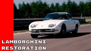 1964 Lamborghini 350 GT Full Restoration By Lamborghini PoloStorico
