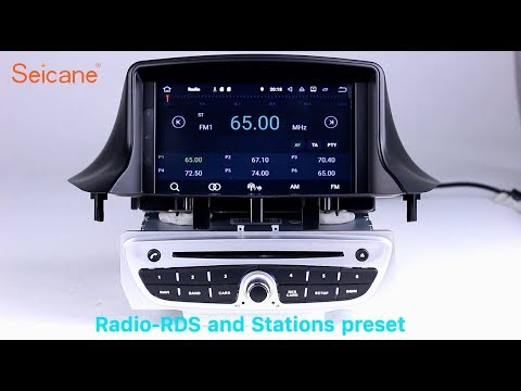 android 7 1 2009 2010 2011 renault megane 3 cd radio gps. Black Bedroom Furniture Sets. Home Design Ideas