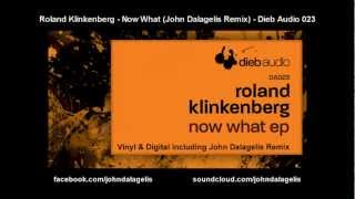 Roland Klinkenberg - Now What (John Dalagelis Remix) - Dieb Audio 023