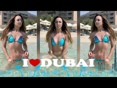 Бузова продемонстрировала шикарную фигуру на пляже в Дубай