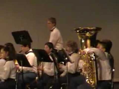 MARCH SECURITY-RUDDER MIDDLE SCHOOL BAND UIL
