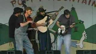 "The Hillbilly Gypsies - ""Shuckin the Corn"" - LIVE"