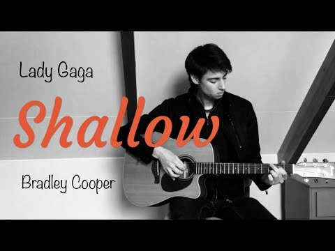 SHALLOW - A Star is born | Lady Gaga - Bradley Cooper (Fingerstyle Guitar Cover)