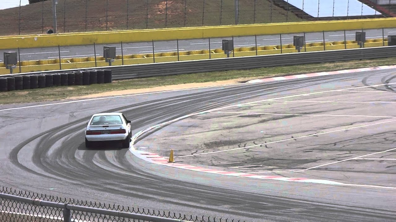 Sefb At Charlotte Motor Speedway Infield Road Course Youtube