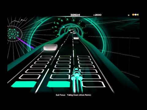 [AngrryLab] AudioSurf: SubFocus - Falling Down (xKore Remix)