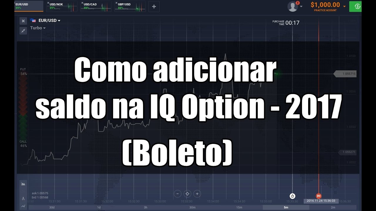 Iq Option Tutorial