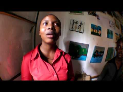 VLOG 15: MPORE Orphanage Gikondo Kigali Rwanda Artist teacher: Emmanuel Nkuranga