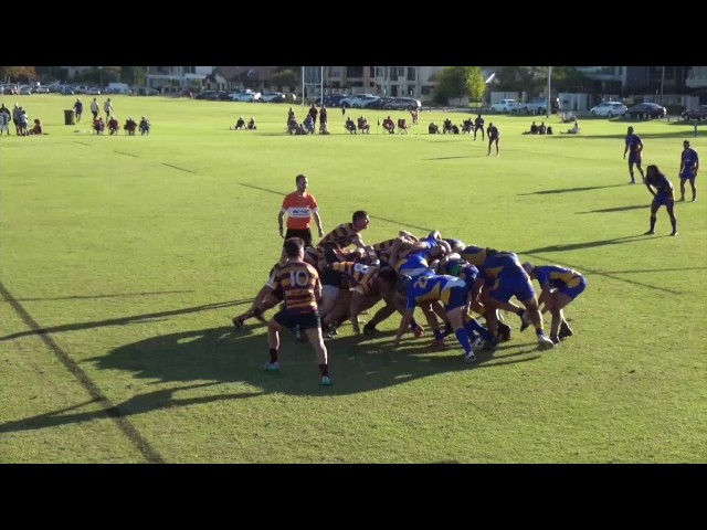 Pindan Premier Grade Tries of the Week - Round One