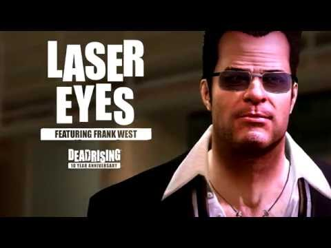 Dead Rising Combo Weapon Showcase: Laser Eyes