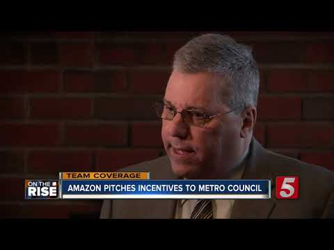 Metro Council to vote on resolution for Amazon incentives