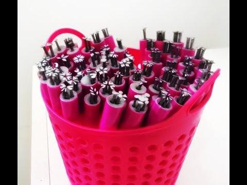 Carimbos Artesanais para Adesivos Artesanais de unhas
