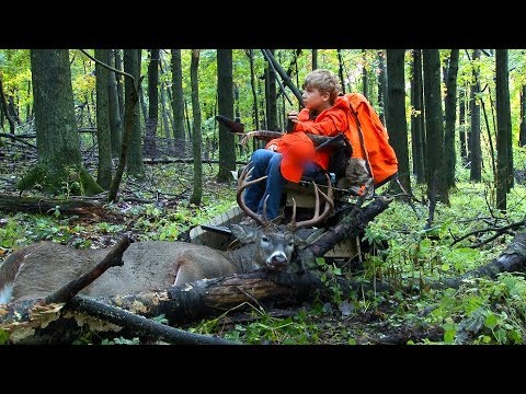 Youth Deer Hunt (Most Incredible Hunt Ever)