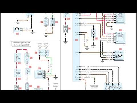 BMW e39 wiring diagrams + schemes - YouTubeYouTube