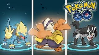 ¡MEJORES EVOLUCIONES 3 GENERACIÓN! ELECTRIKE MAKUHITA POOCHYENA - Pokémon GO [Keibron]