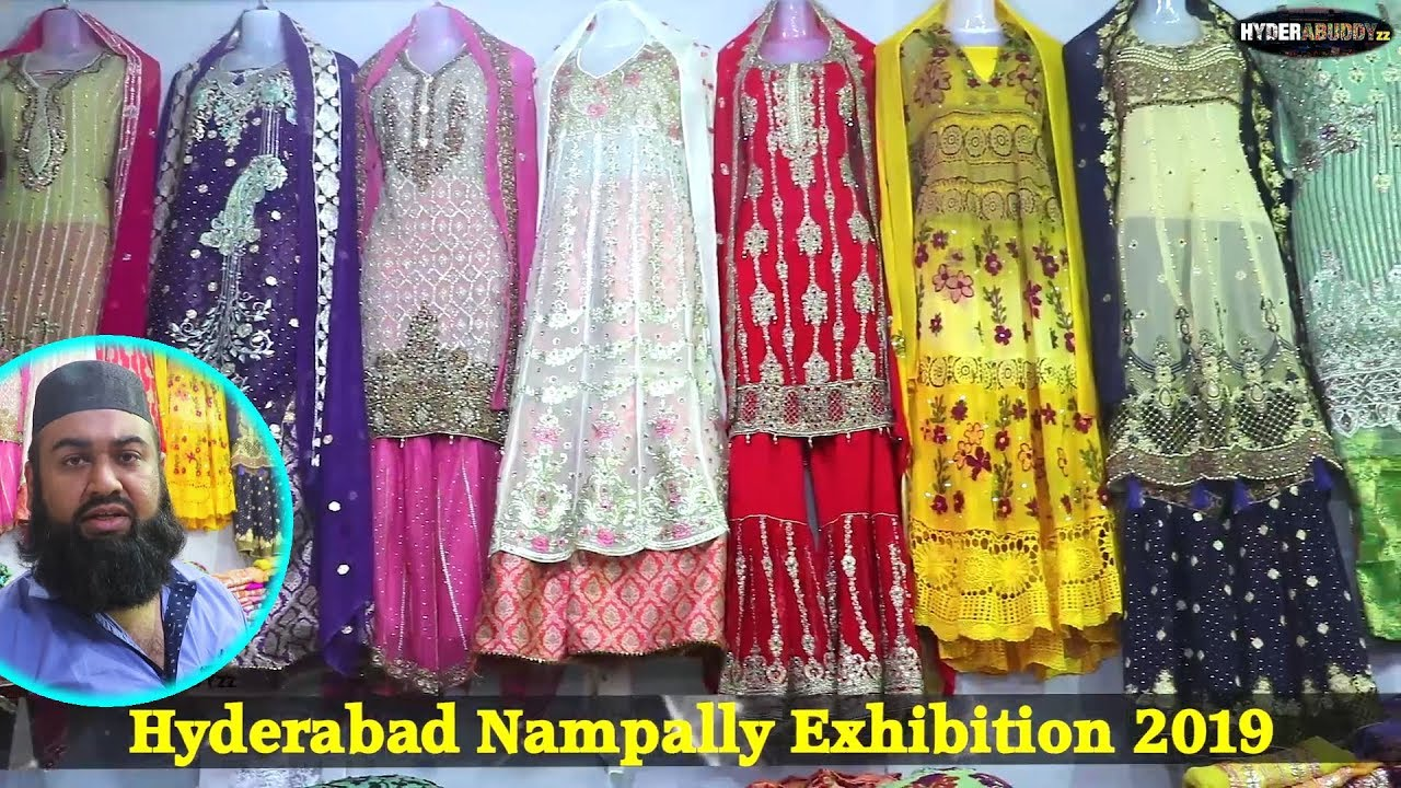 Exhibition Stall Designers In Karachi : Pakistani and karachi dresses nampally exhibition 2019 numaish