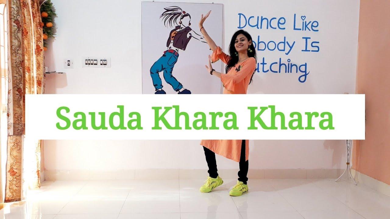 Sauda Khara Khara | Wedding Choreography | Easy Steps | Amisha Modha Choreography