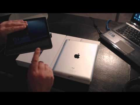New ipad Air compared to ipad 3rd Gen