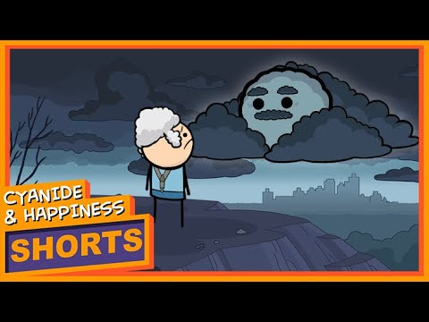 Cloud Dad - Cyanide & Happiness Shorts