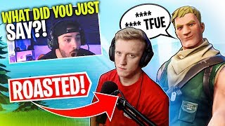 Tfue Gets *CALLED OUT* By Random Duo! HE SAID WHAT?! (Fortnite Battle Royale)
