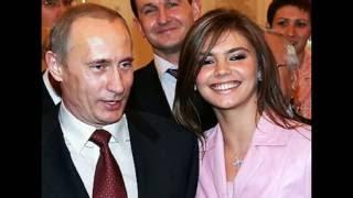 Тайное венчание Путина и Кабаевой
