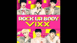 VIXX - Rock Ur Body [AUDIO] +MP3 dL