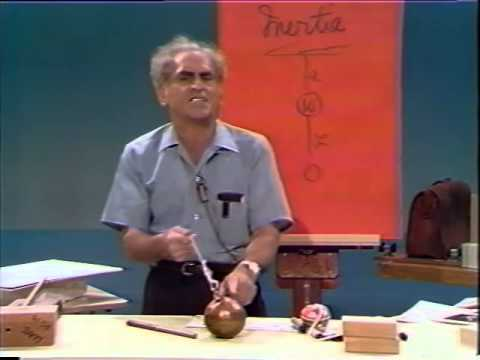 Lesson 2 - Newton's First Law of Motion - Demonstrations in