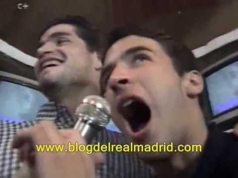 Karaoke de Guti, Raúl y Álvaro Benito