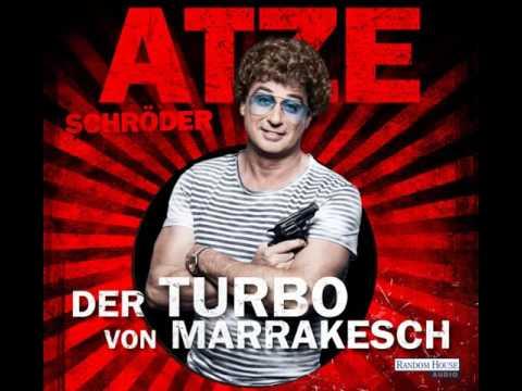 Der Turbo von Marrakesch YouTube Hörbuch Trailer auf Deutsch