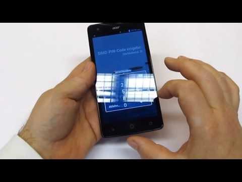 Acer Liquid S1 Unboxing / Hands On Test - Deutsch / German ►► notebooksbilliger.de