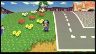 Animal Crossing: City Folk - Tour of My Town