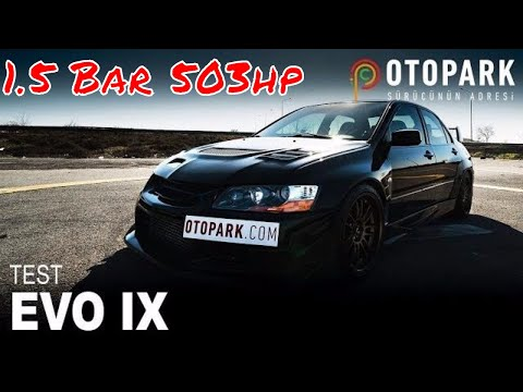 Mitsubishi Evolution IX | TEST [English Subtitled]