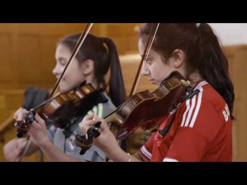 UEFA Champions League Anthem (Theme Song) - LGT Young Soloists