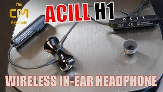 ACIL H1 : Test  - Wireless In-ear Headphone - Hands-on (Deutsch)