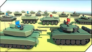 СУПЕР ТАНКИ - ИГРА Ancient Warfare 3.Игра как мультик про танки. Лучшие игры на ПК.
