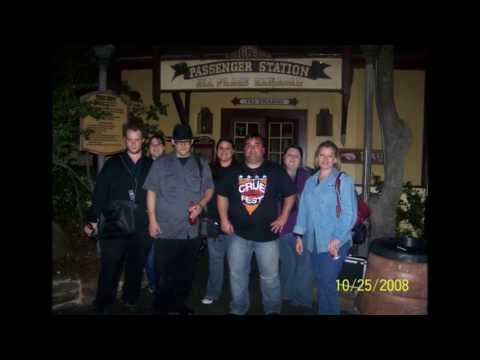 Six Flags Paranormal Investigation 2008