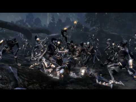 GOD of WAR 3 Nuevo Trailer 2009 Oficial [En HD] (Pantalla Completa)